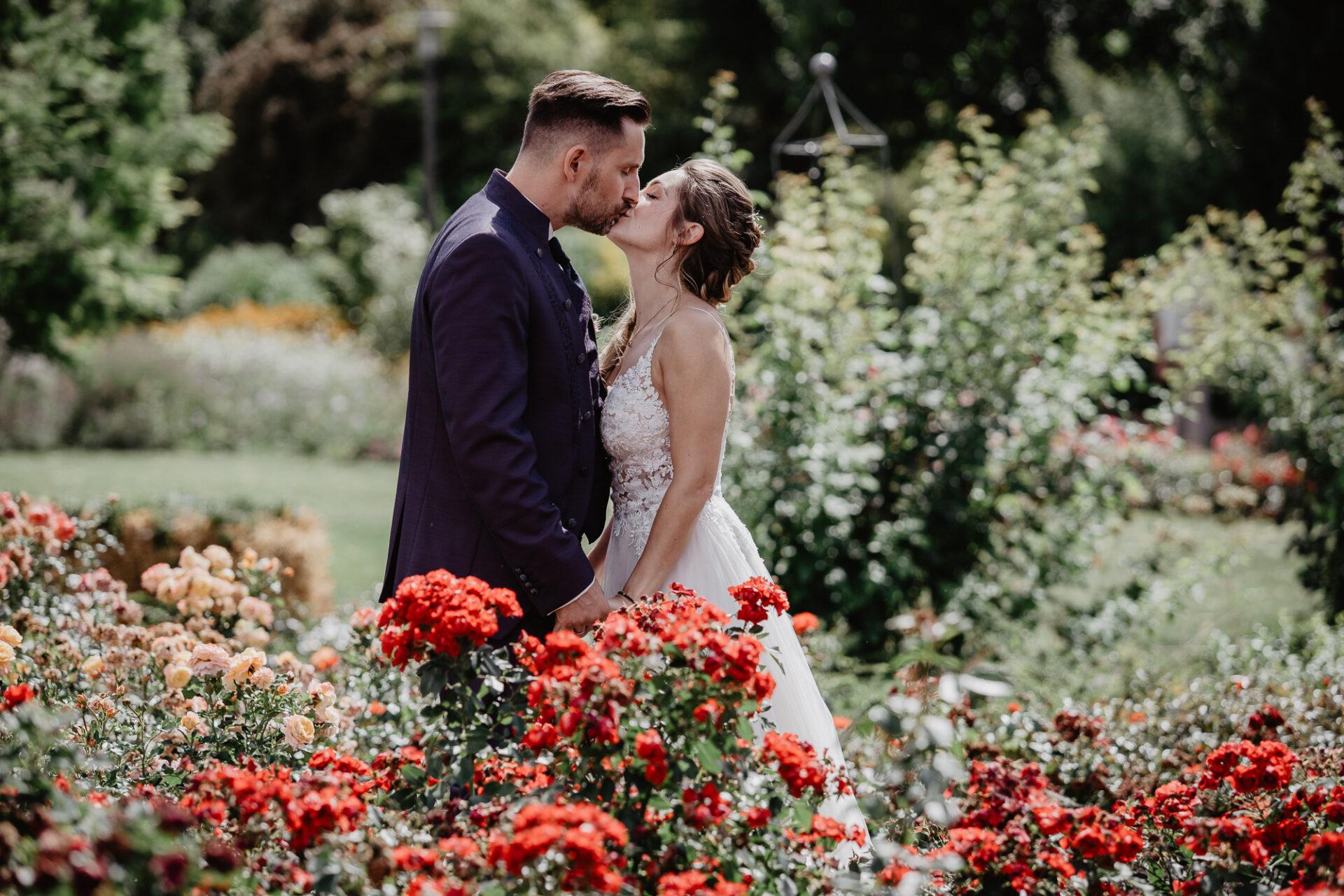 Hochzeit von Christina und Stefan in Wildeck