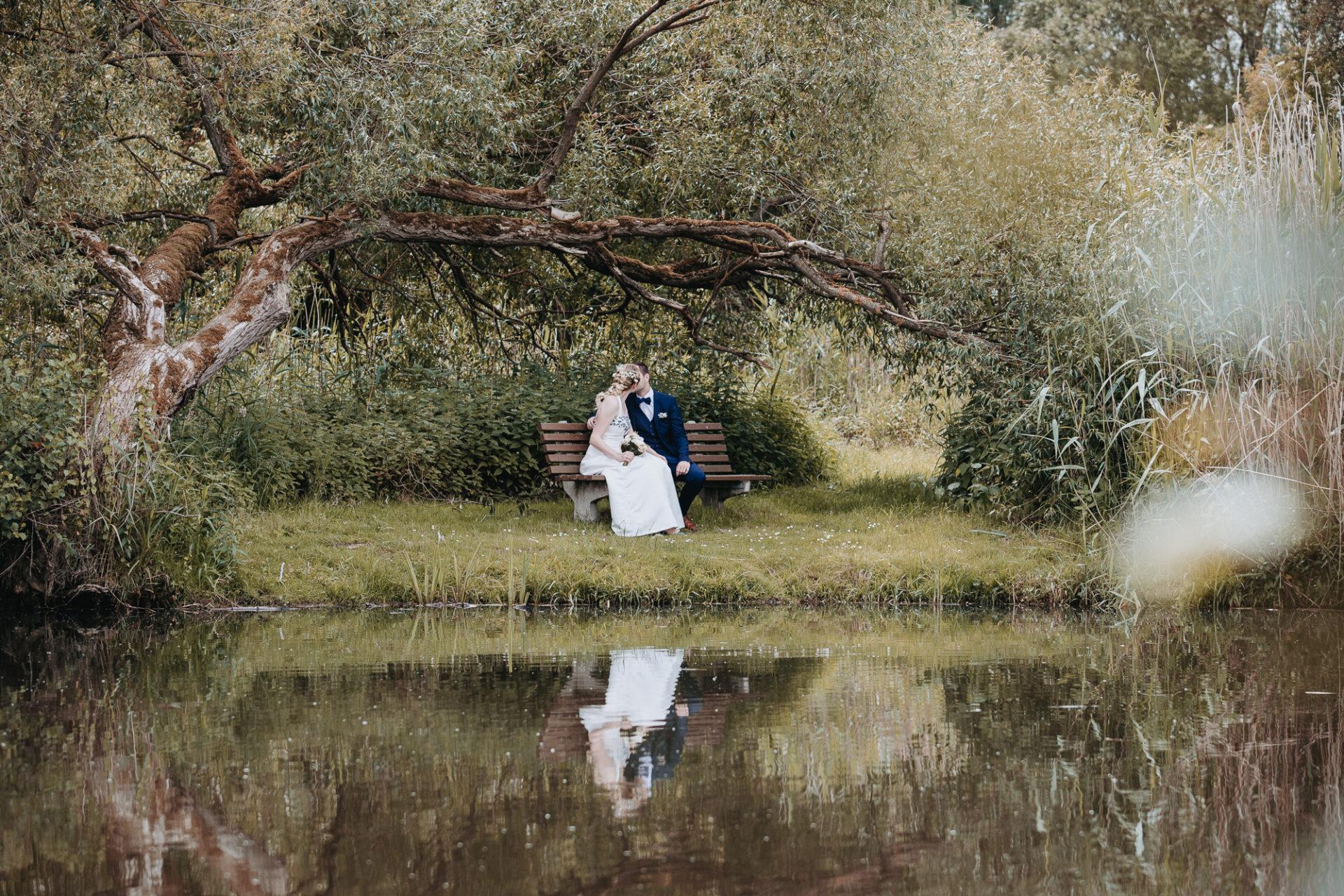 Hochzeit von Jessica und Martin in Gerstungen