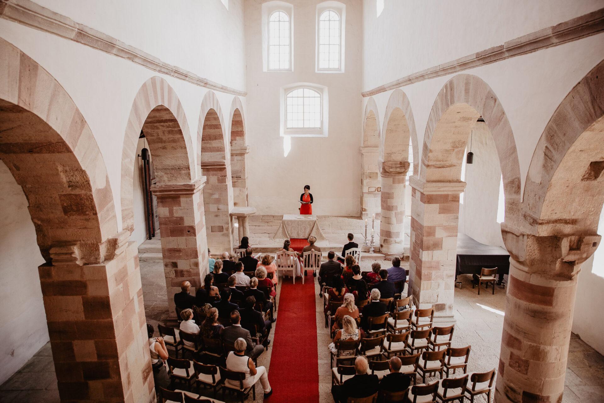Hochzeit von Lisa und Michael im Schloss Breitungen