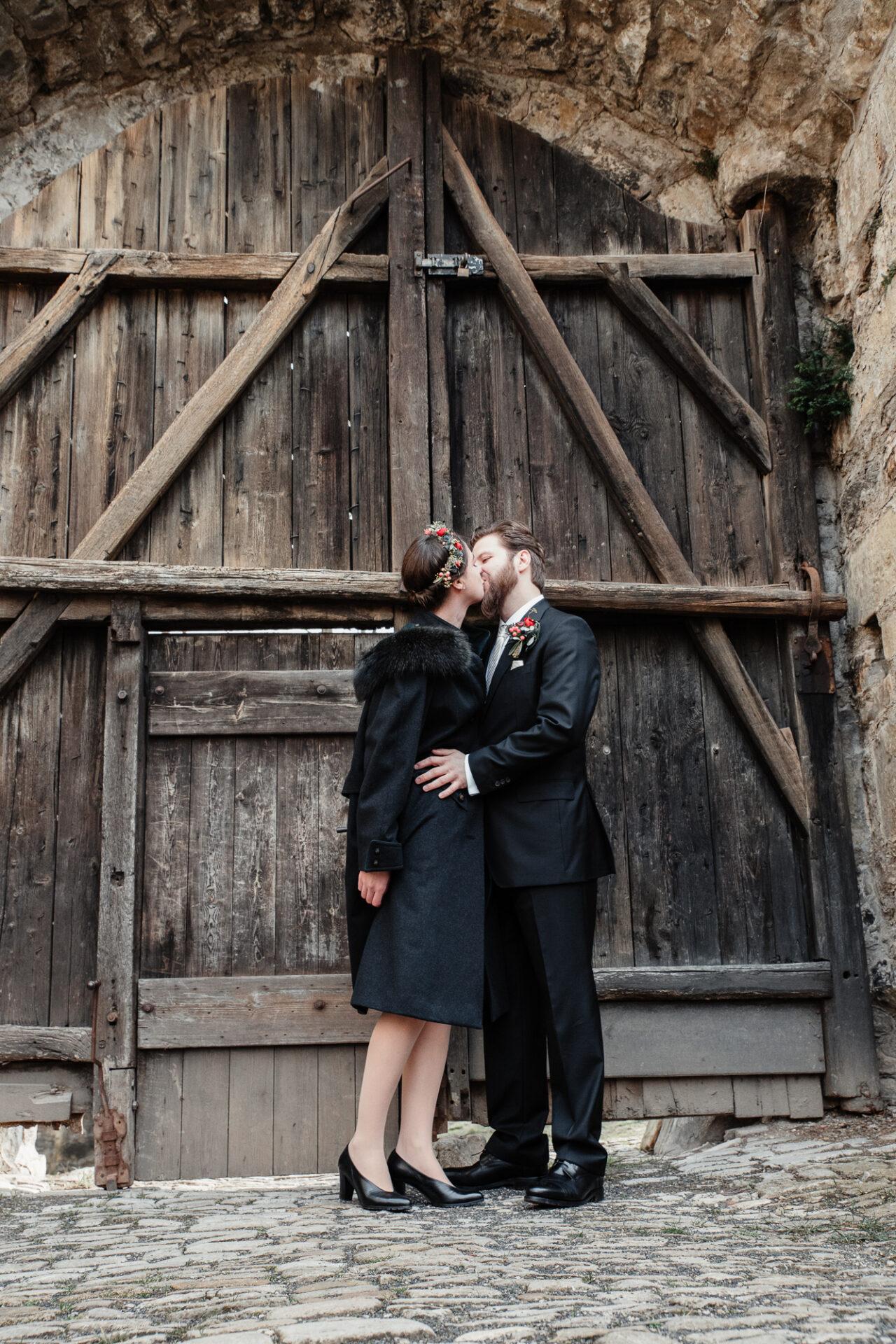 Hochzeit von Maren und Christian auf der Creuzburg