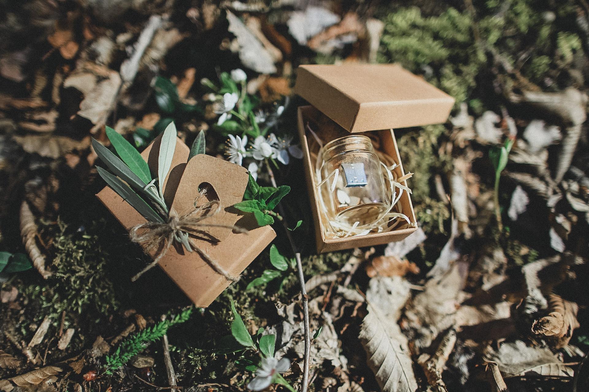 Holzboxen für eure Hochzeit